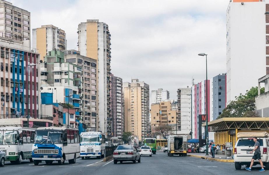 Caracas, the capital of Venezuela, is the world's sixth cheapest city