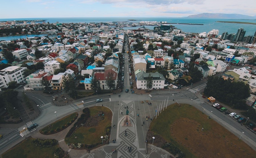 Iceland is the fourth happiest country in the world in 2020