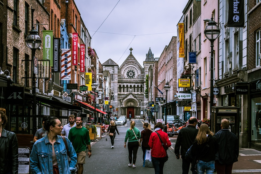 Ireland is ranked at number three in the Human Development Index 2019