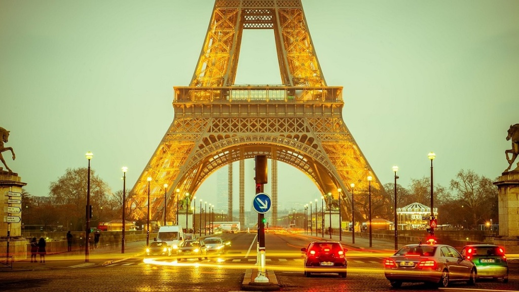 Paris is jointly the fifth most expensive city in the world in 2020