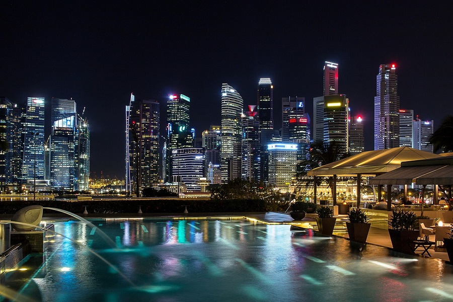 Singapore is the most prosperous country in Asia