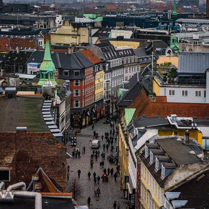 Copenhagen is the only Scandinavian city among the world's 10 safest cities