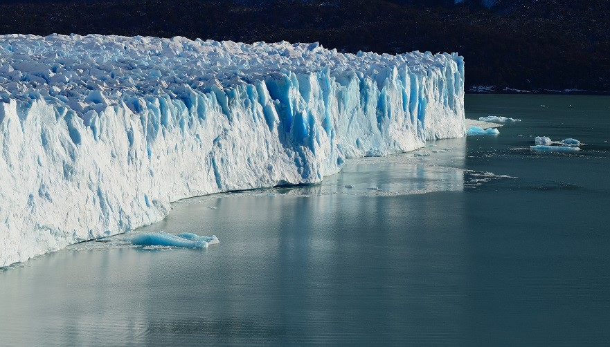 Melting ice mass has resulted in dangerously high sea levels in recent times