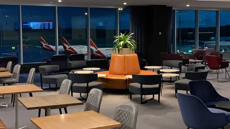 Qantas has the best airport lounges in the world