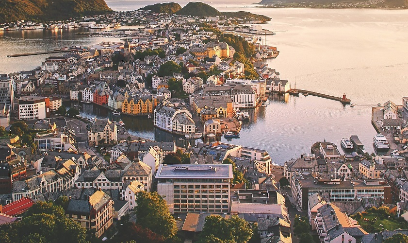 Norway is the world's most democratic country in the world